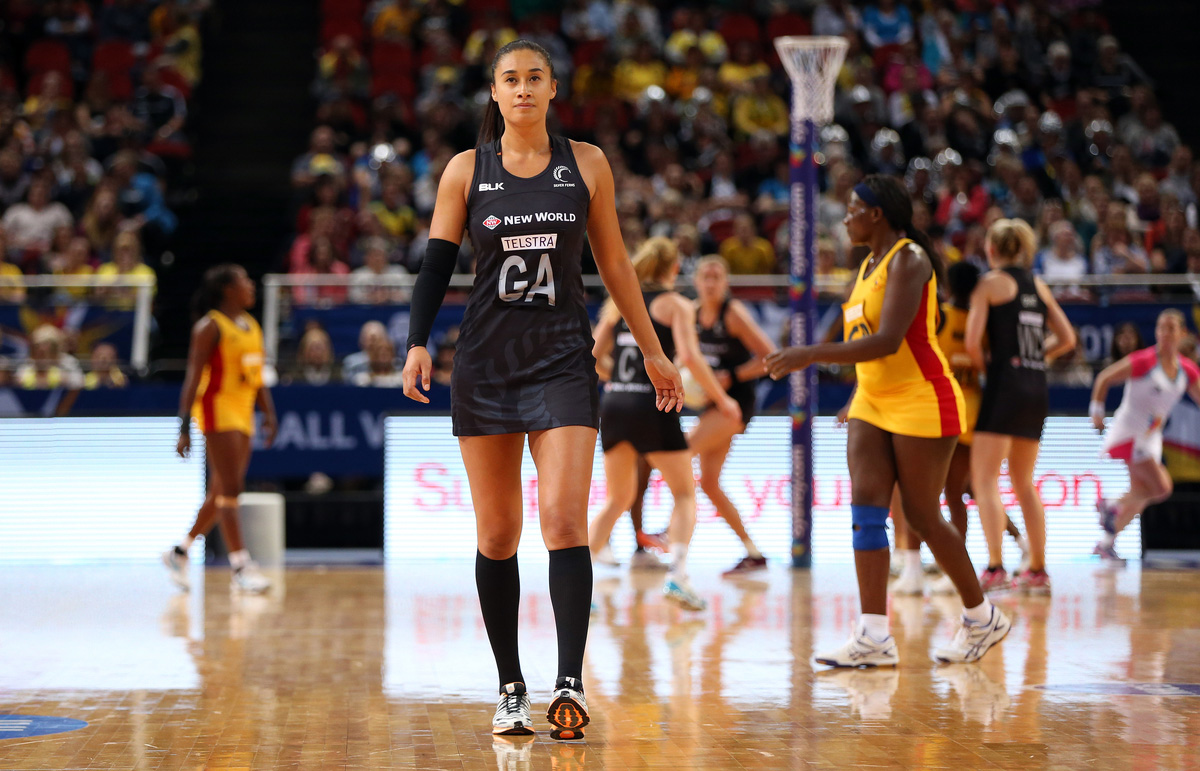 Image result for silver ferns netball