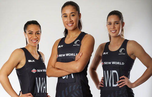 Image result for silver ferns netball uniform